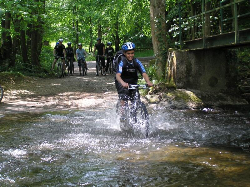 Mountainbiken Voor Avontuurlijke Damilies In De Ardennen