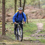 Begeleide mountainbike tocht
