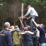 Boogschieten & teambuilding