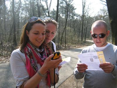 GPS of kaart & kompas tocht