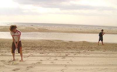 Beachgolf
