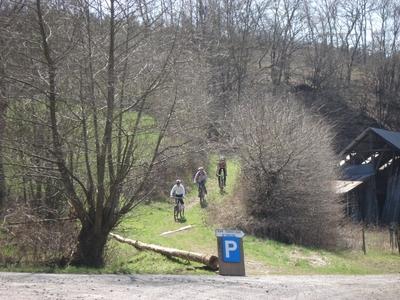 Begeleide mountainbiketocht