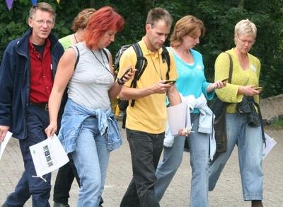 GPS- of foto-speurtocht