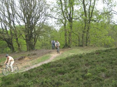 Mountainbike verhuur   Trois-Ponts