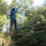 Highrope parcours